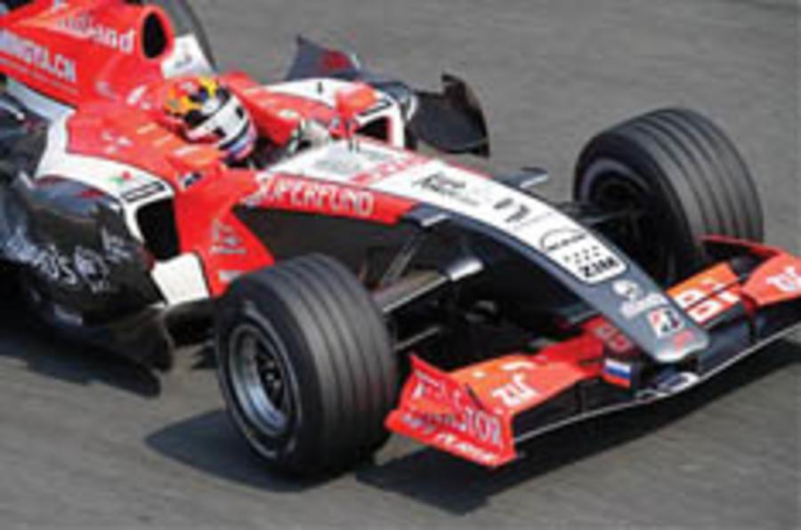 Spyker buys Midland F1 team