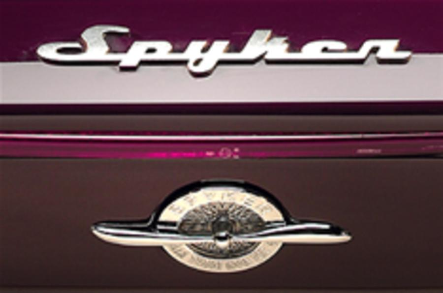 Spyker teams up with Lotus