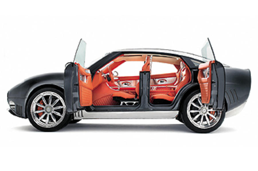 Spyker's Cayenne 'on track'