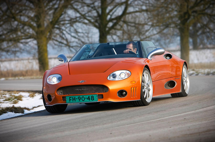 spyker c8 review  2020