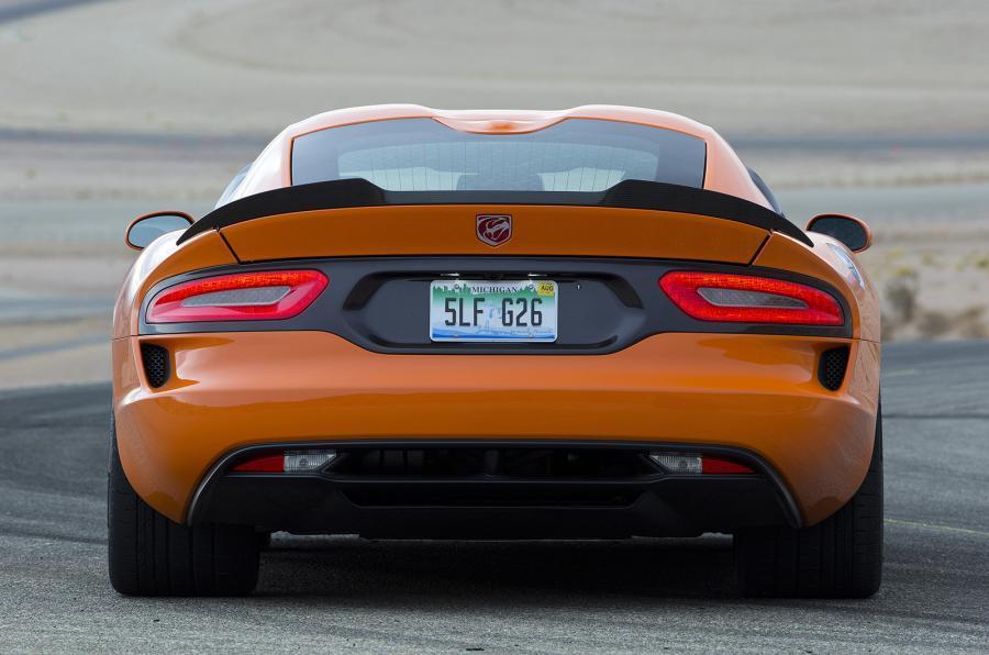 SRT Viper TA rear