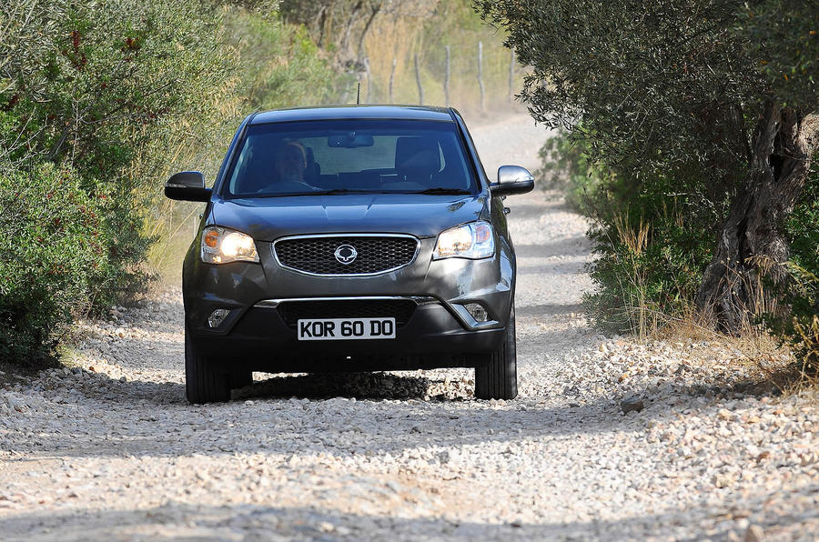 Ssangyong reveals model plans