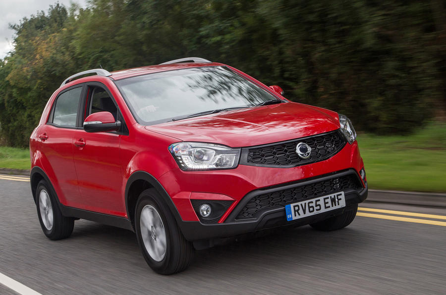 Image result for ssangyong korando