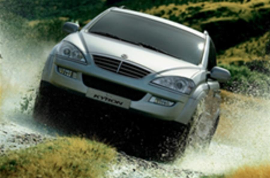 Ssangyong to preview hybrid tech