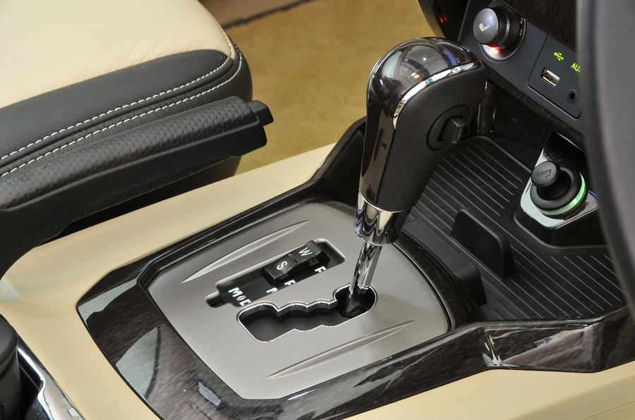 Ssangyong Rexton automatic gearbox