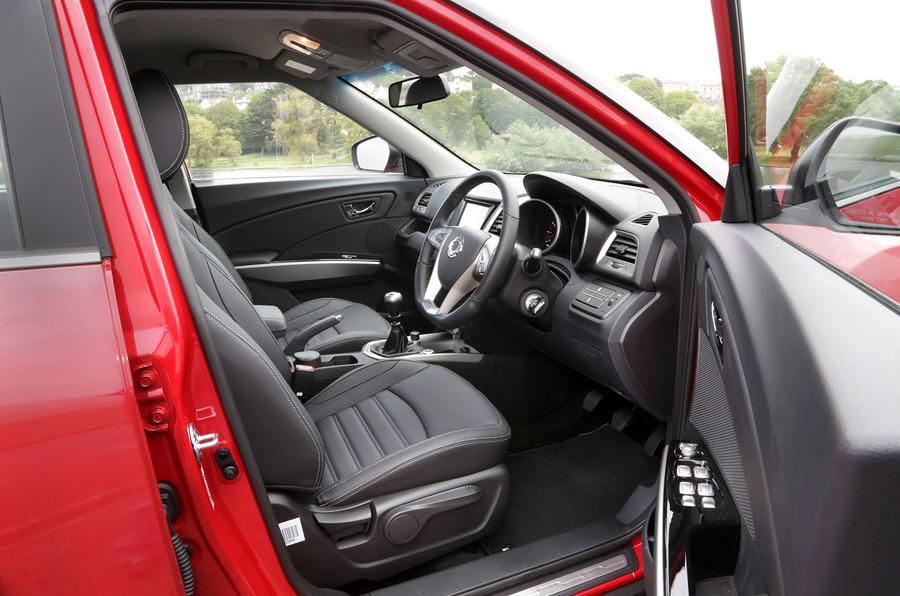 Ssangyong Tivoli Review 2017 Autocar