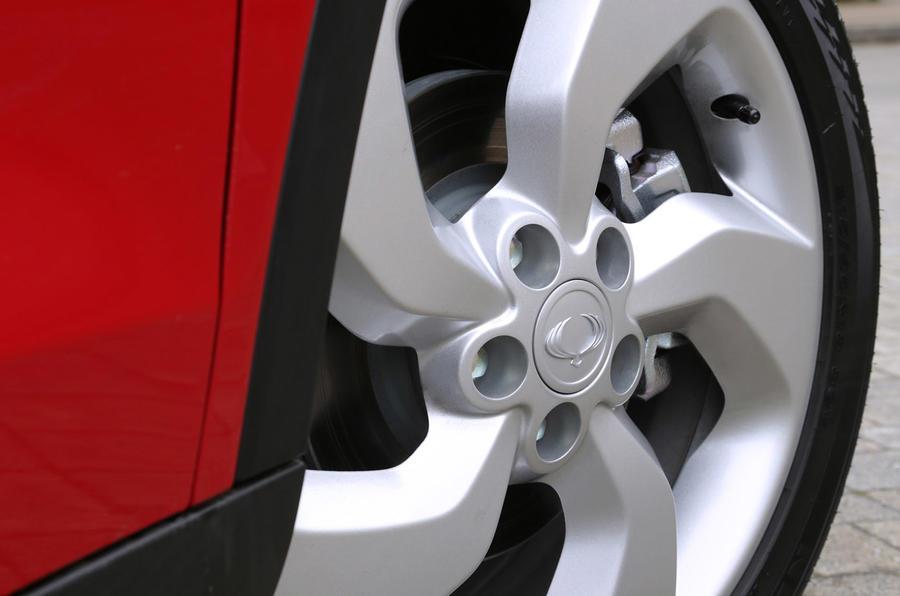 Ssangyong Tivoli alloy wheels