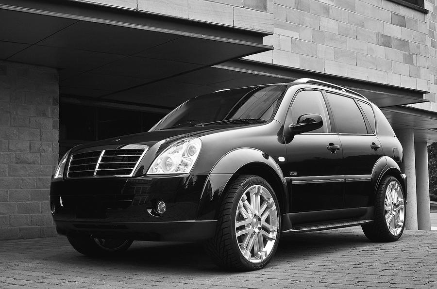 New Mercedes Suv >> SsangYong Rexton 2003-2013 Review (2017) | Autocar