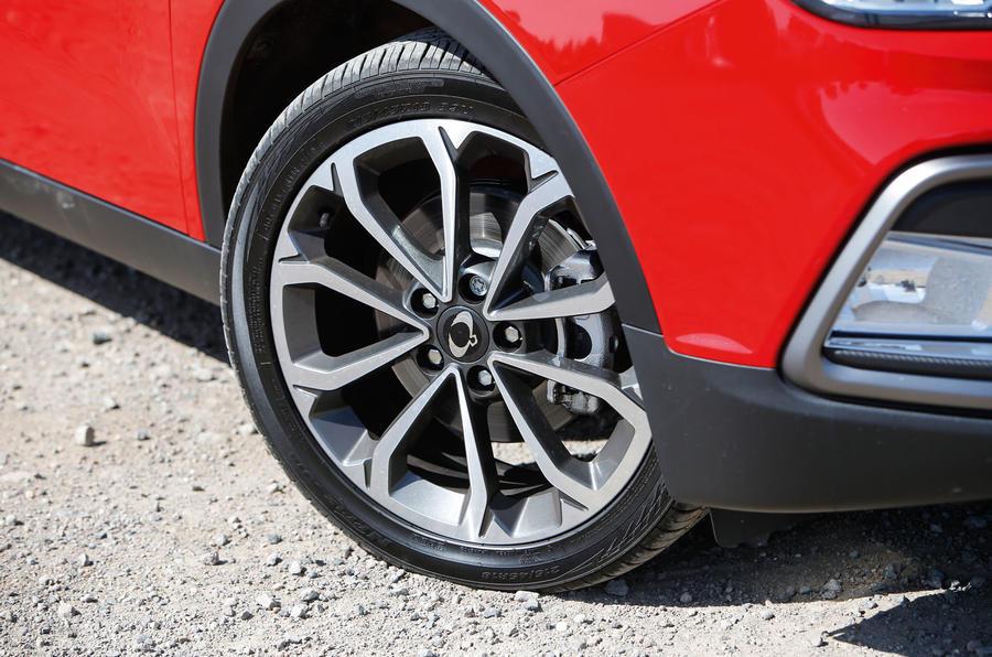 Ssangyong Tivoli XLV alloy wheels