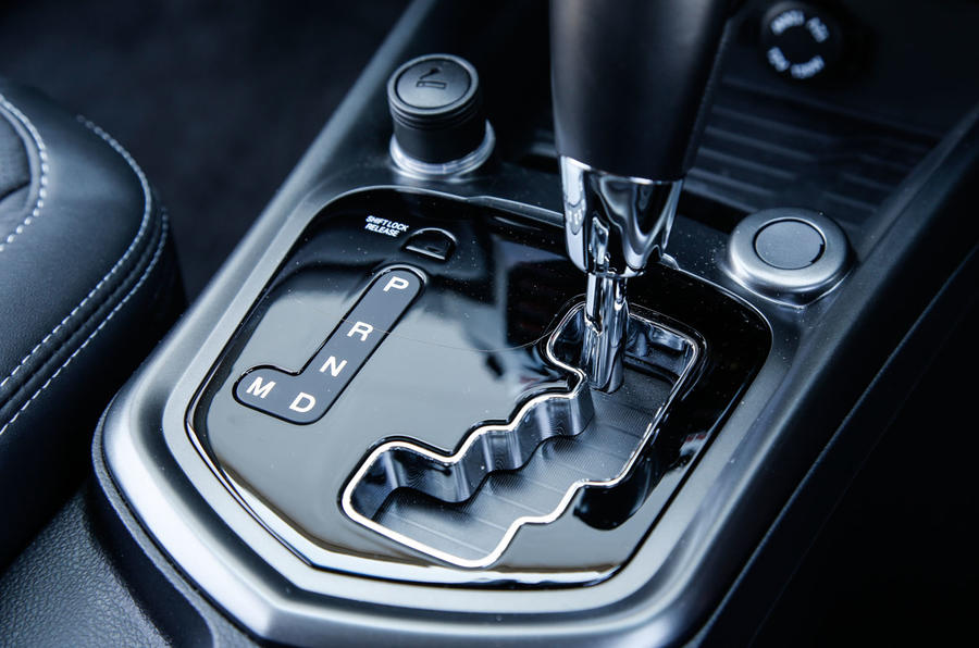 Ssangyong Tivoli XLV automatic gearbox