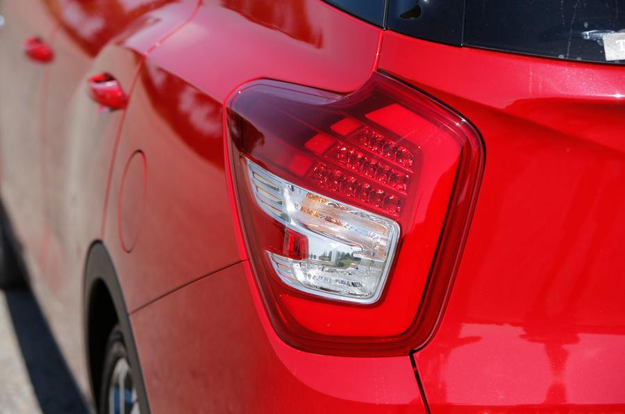 Ssangyong Tivoli XLV rear light
