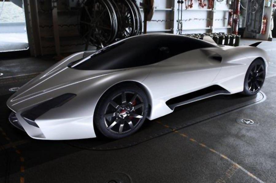Shelby Tuatara supercar revealed