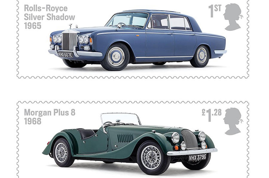Royal Mail's British icons