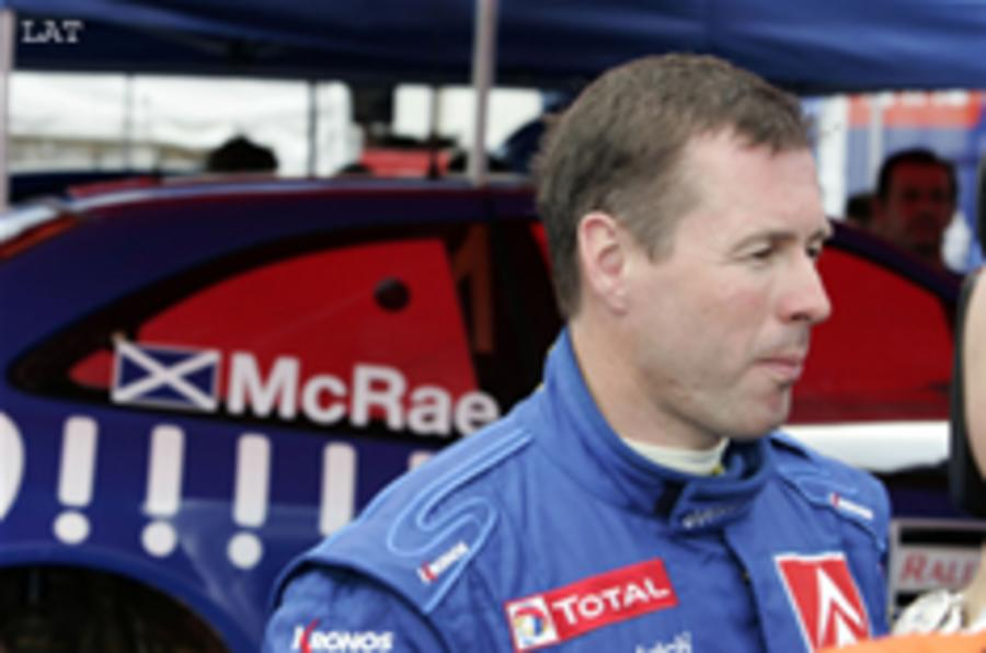 Rally ace Colin McRae dies in crash