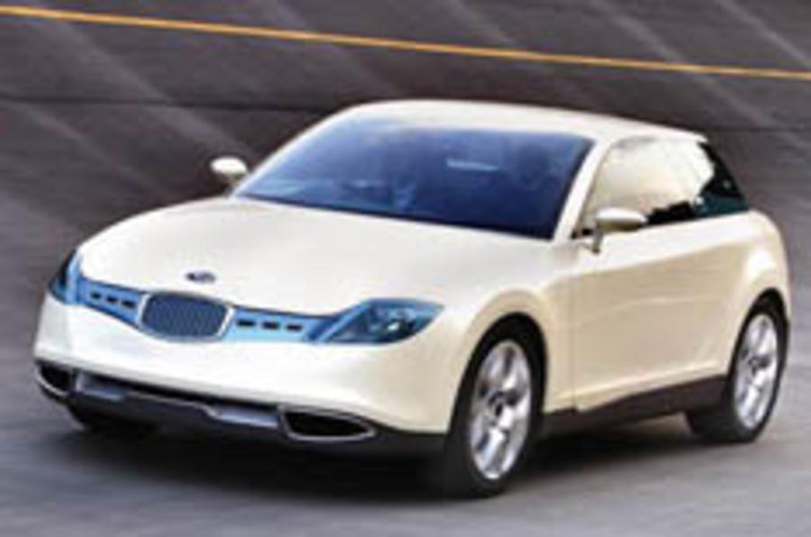 Subaru hybrid hints at next Impreza