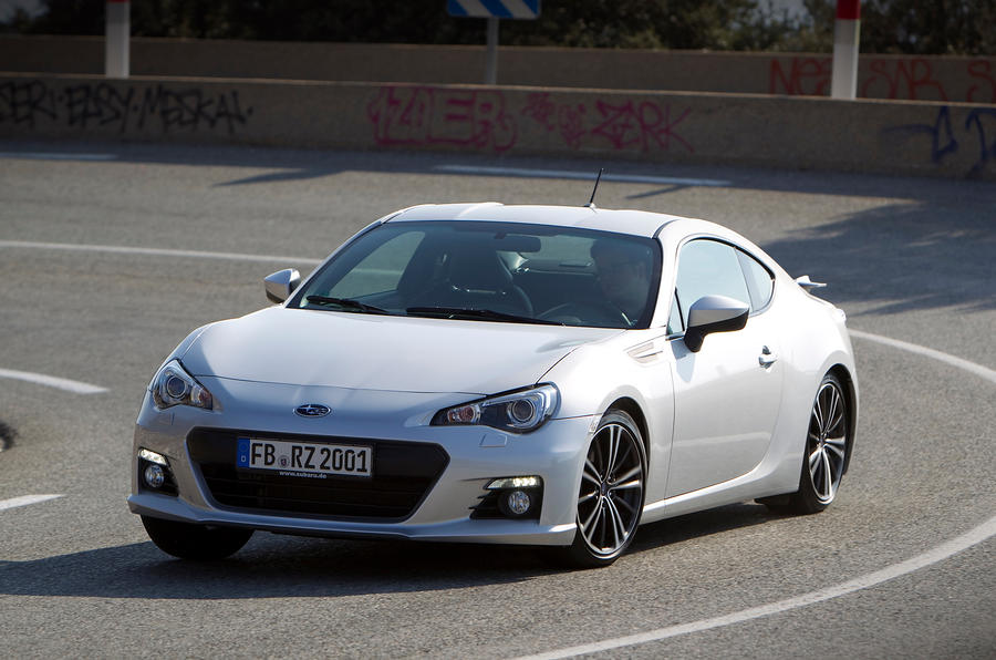Subaru bosses confirm new BRZ