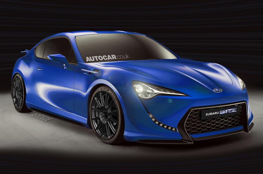 Subaru BRZ: new tech details
