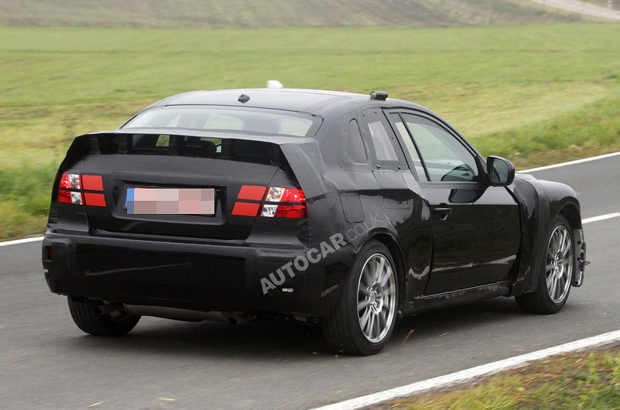 Geneva motor show: Subaru coupe