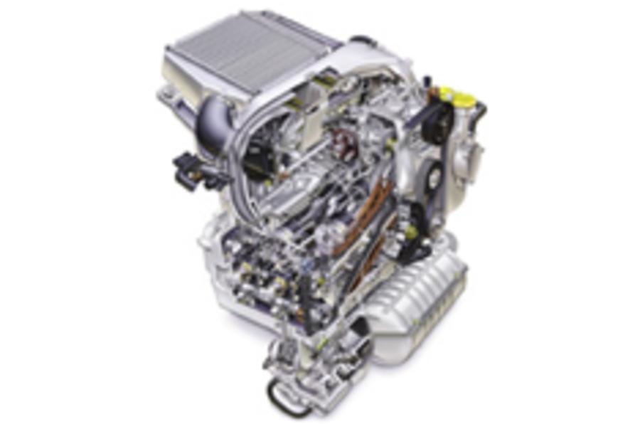Subaru diesel to chug into Geneva show