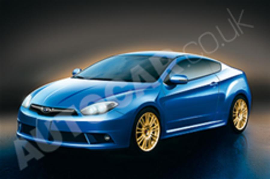 Uncovered: the rear-drive Impreza