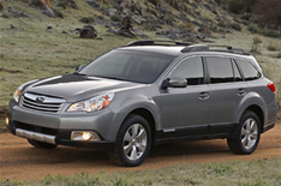 New Subaru Outback launched