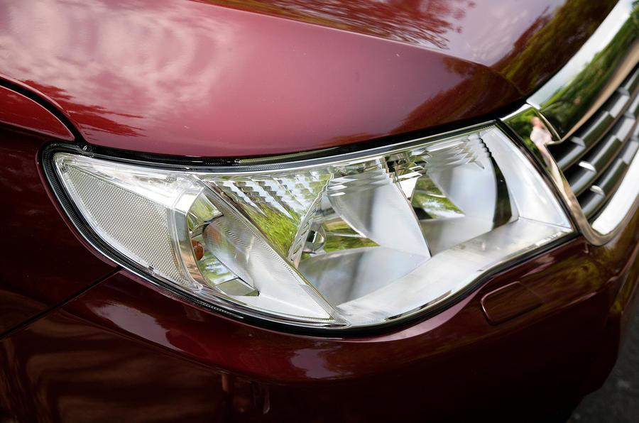 Subaru Forester headlight