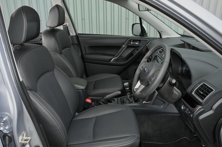 Subaru Forester 2013 2018 Interior Autocar