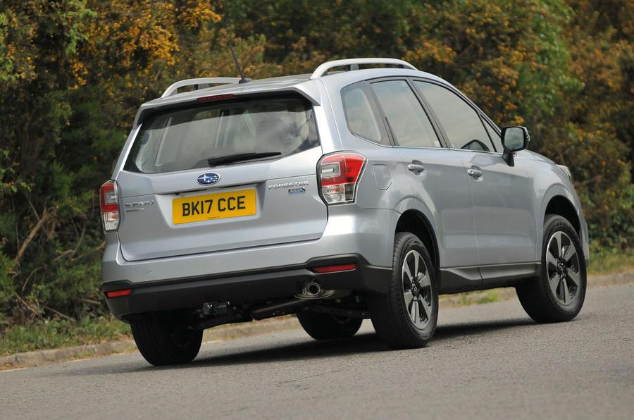 Subaru Forester rear