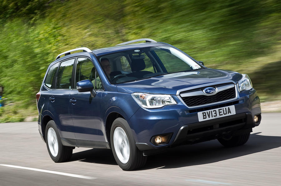 subaru forester review 2017 autocar. Black Bedroom Furniture Sets. Home Design Ideas