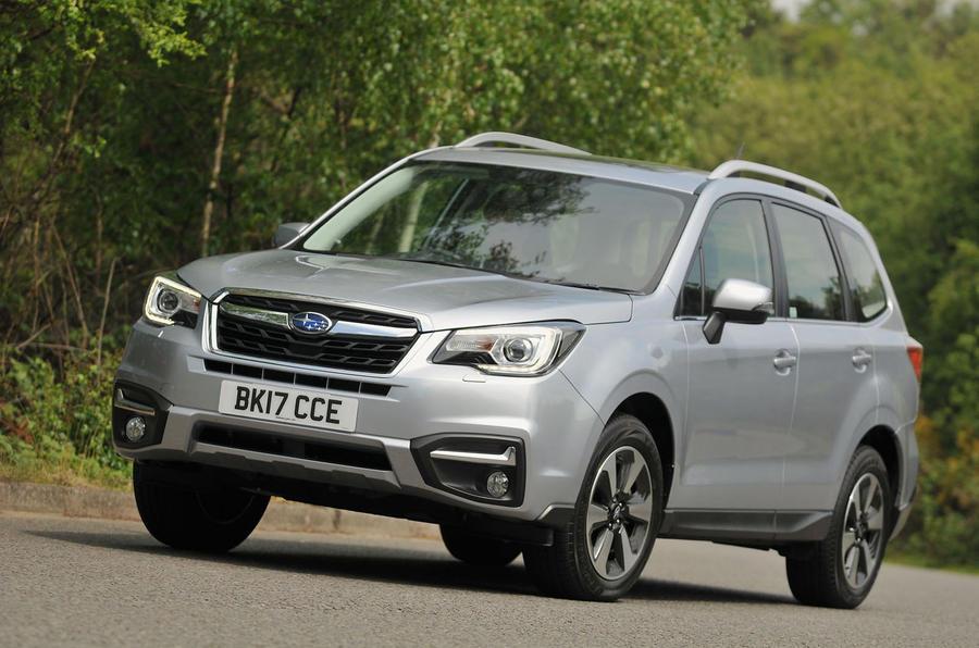 Subaru forester 2018 review