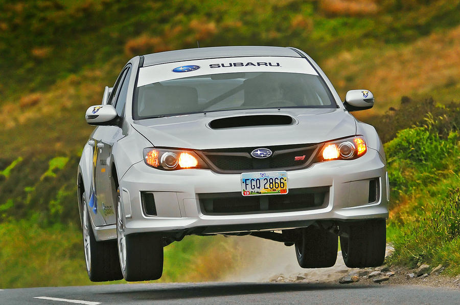 Subaru smashes TT record
