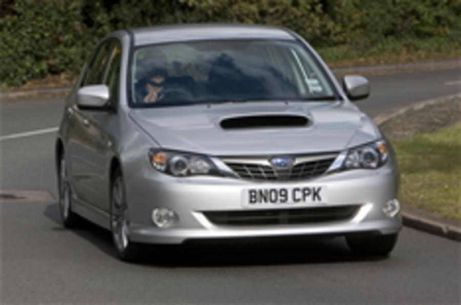 Subaru to change UK focus