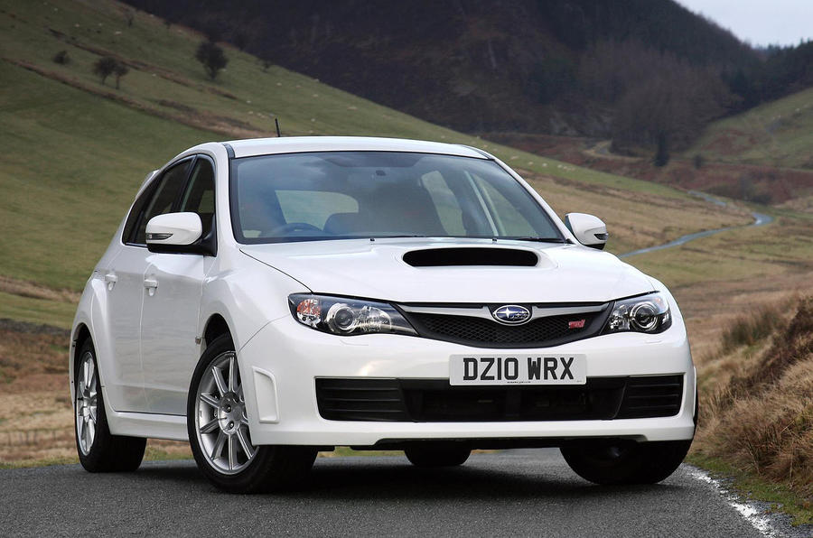 Subaru cuts Impreza WRX prices