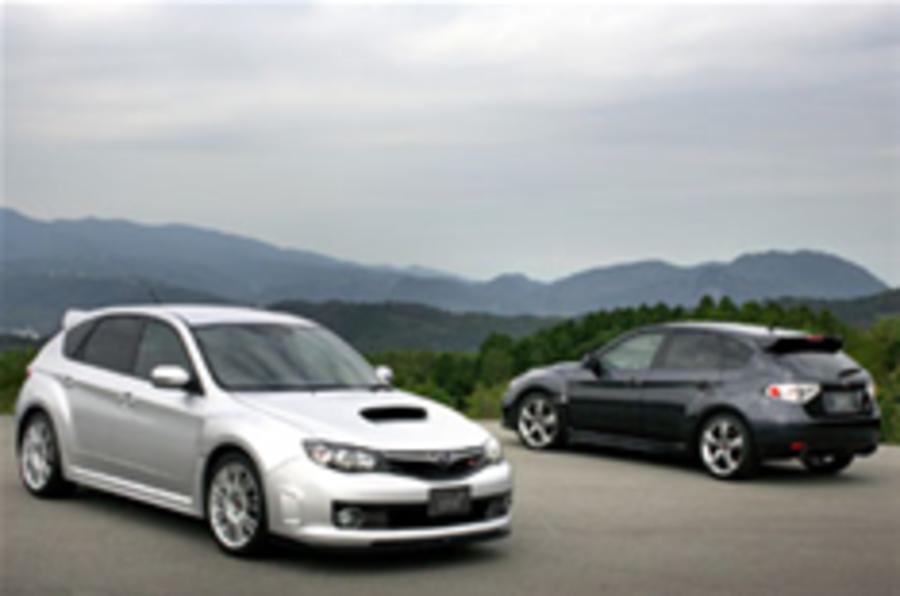 Tokyo show: Subaru Impreza WRX STI