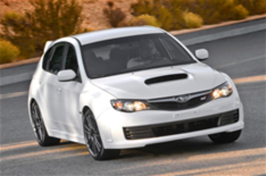 Limited Impreza WRX launched