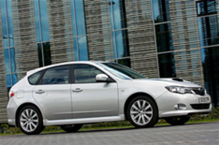 Subaru Impreza gets boxer diesel