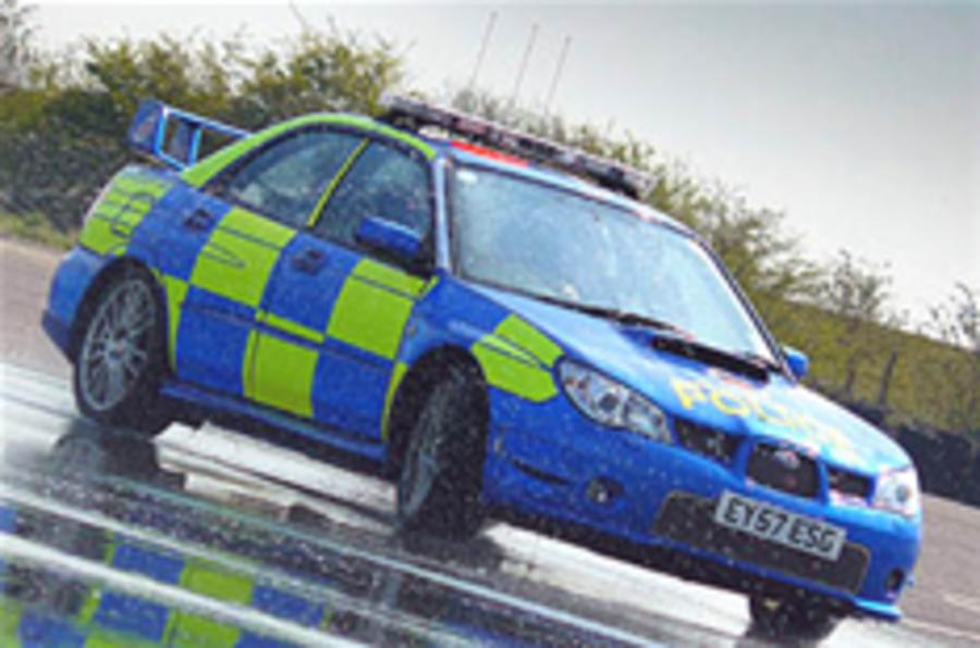 Police learn from Prodrive
