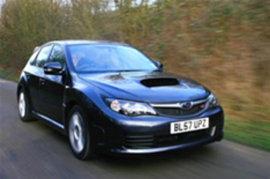 Success for Subaru US