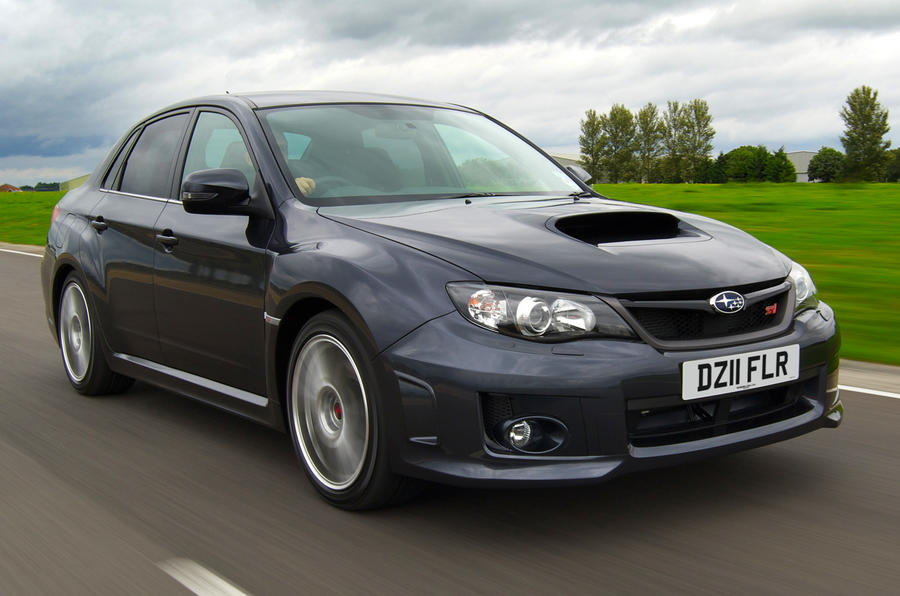 Free power upgrade for Scooby STI
