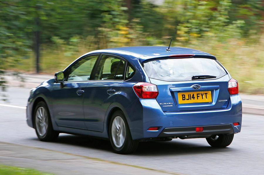 Subaru Impreza Review 2017 Autocar