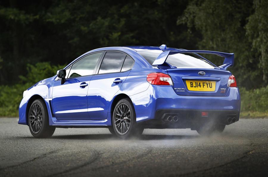 Subaru Wrx Specs >> Subaru WRX STI Review (2017) | Autocar
