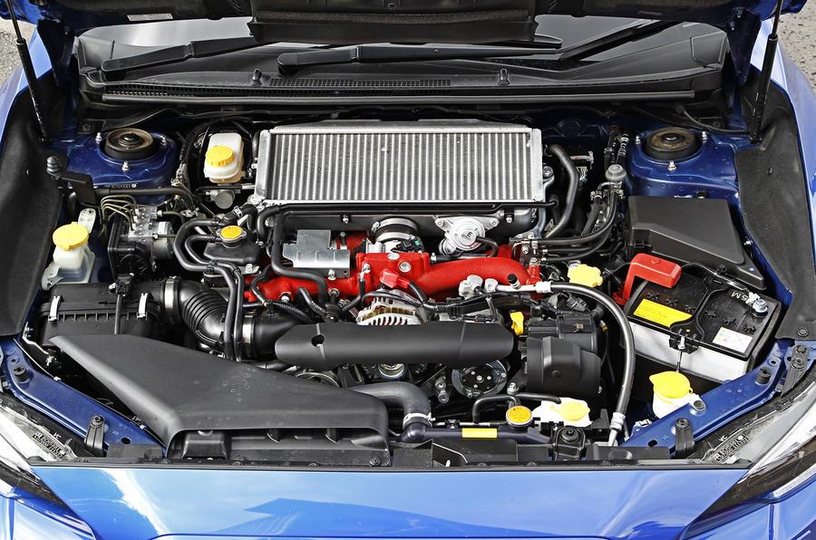 Subaru Impreza Wrx Sti 2006 >> Subaru WRX STI Review (2017) | Autocar