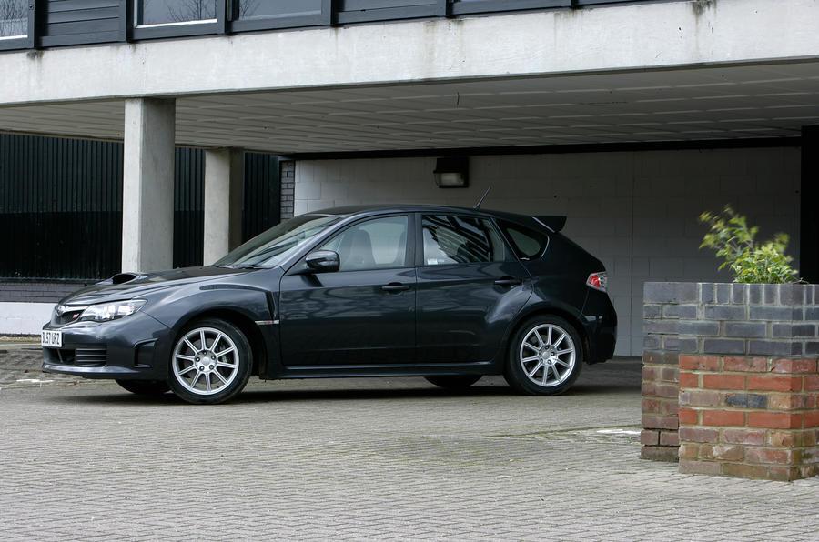 3.5 star Subaru Impreza WRX STI