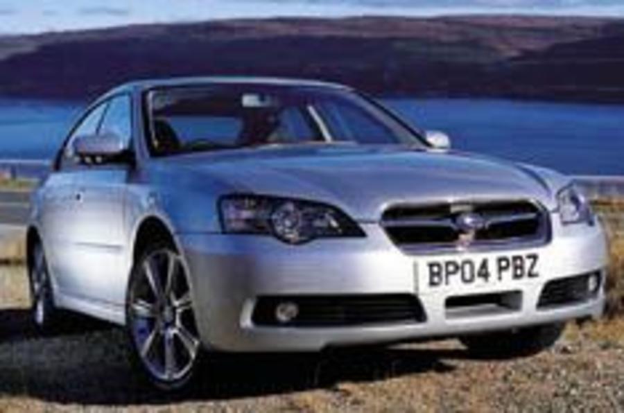 Subaru's drivetrain development