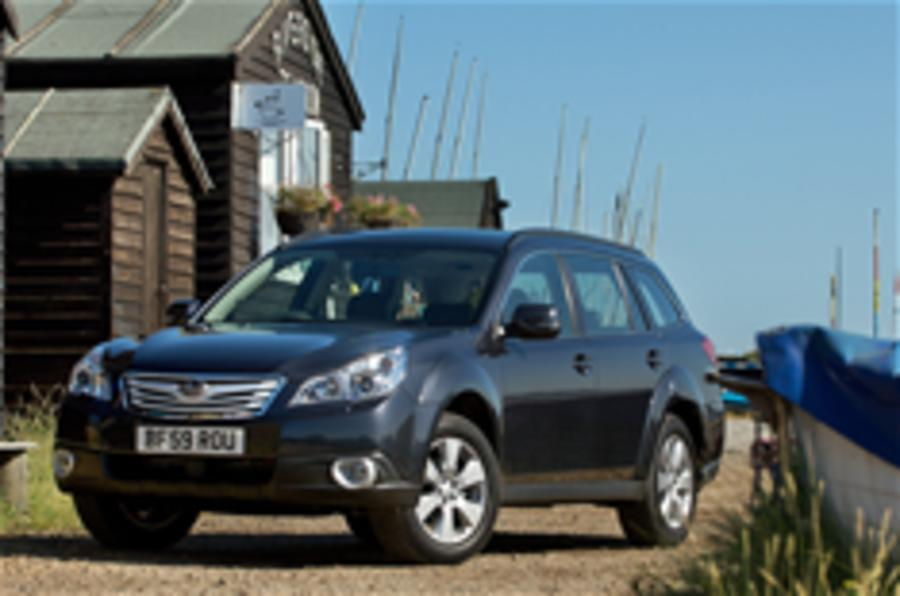 New Subaru Outback: full details
