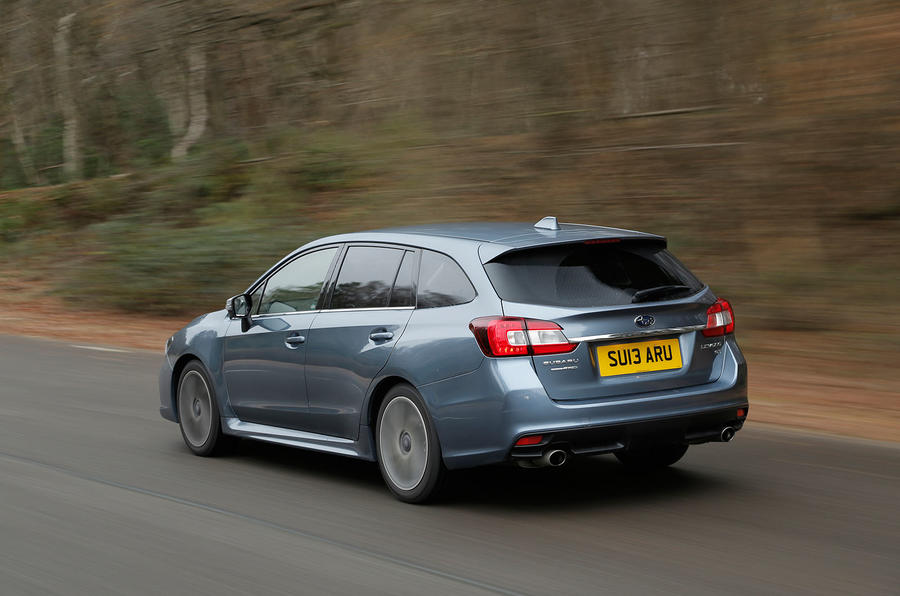 The Subaru Levorg is the spiritual successor of the Legacy