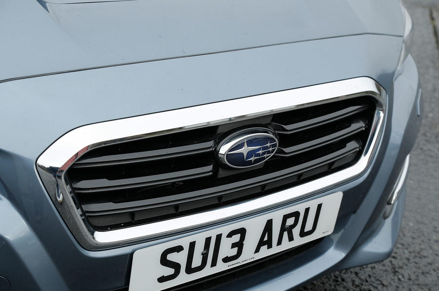 Subaru's logo represents the six brightest stars of the Seven Sisters constellation