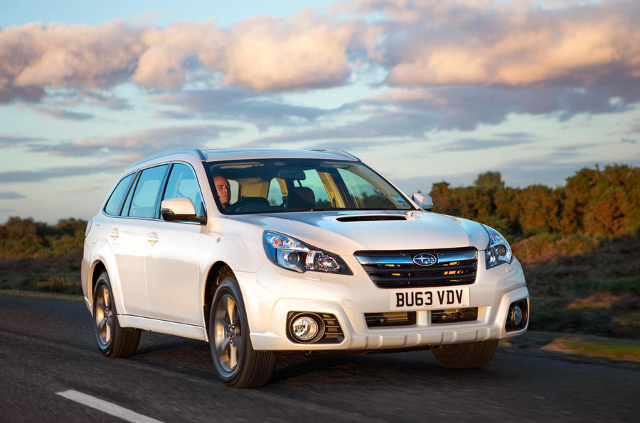 Quick news: Subaru Outback facelift; Maserati boosts sales