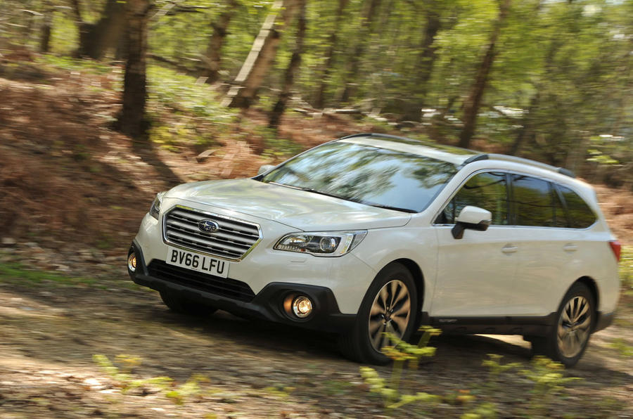 Subaru Outback Review (2019) | Autocar
