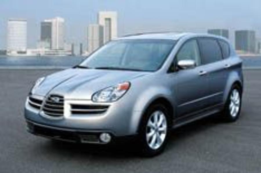 Shocking Subaru causes controversy